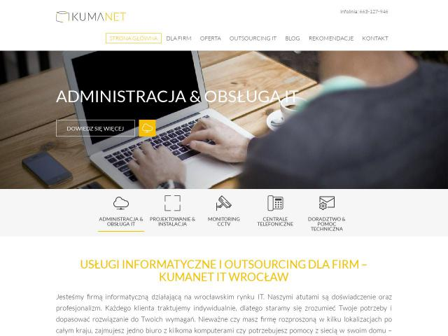 Outsourcing informatyczny